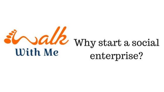 Why start a social enterprise?